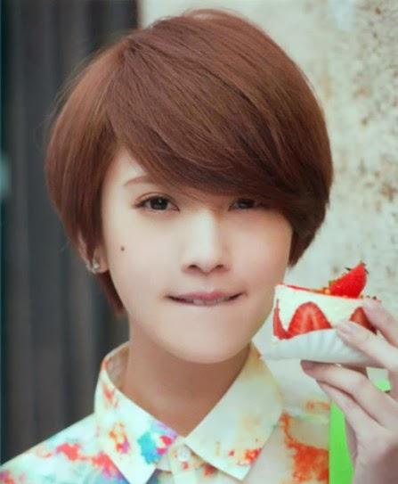 Asian Short Bob Hairstyles